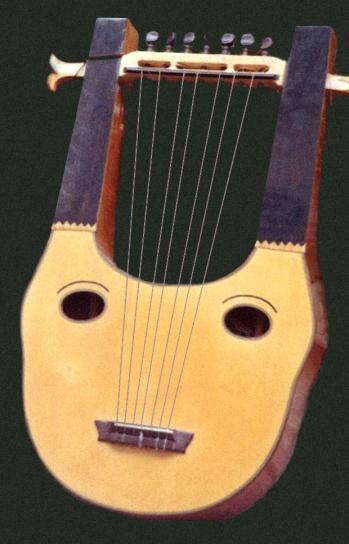 Αρχαία κιθάρα